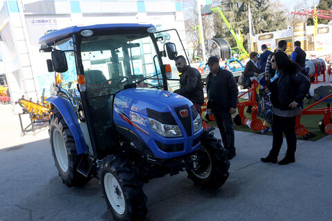More and more farmers choose new ISEKI tractors (VIDEO)