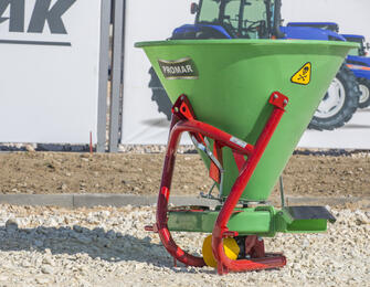 Fertilizer spreader - mounted type - PROMAR