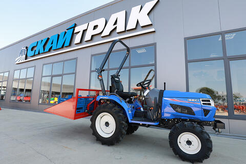 Skytrack expands its portfolio with new machines for fruit growing and agriculture (PHOTOS + VIDEO)